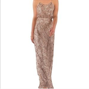 Sorella Vita bridesmaids dress